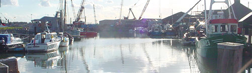 Queenborough Creek