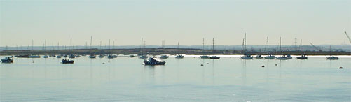 Queenborough Harbour